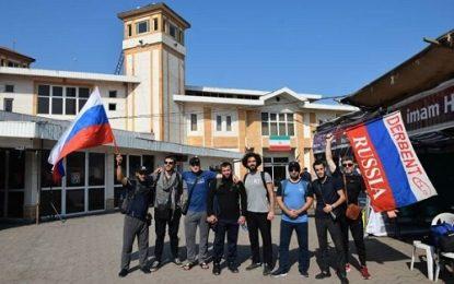 ورود ۱۵۰۰ زائر خارجی اربعین حسینی از مرز آستارا