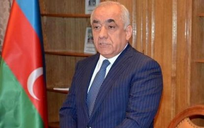 موافقت مجلس ملی جمهوری آذربایحان با نخست وزیری «علی اسد اف»