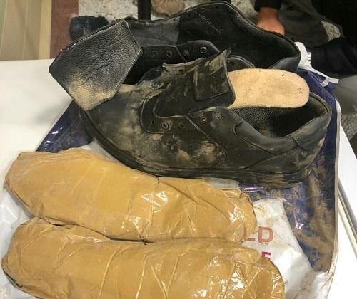 کشف مواد مخدر از تبعه جمهوری آذربایجان در گمرک بیلهسوار