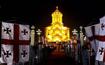 استفاده واشنگتن از کارت دین و مذهب در گرجستان