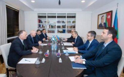 بررسی چشم انداز روابط اقتصادی جمهوری آذربایجان و رژیم صهیونیستی