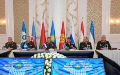 آغاز اجلاس وزیران دفاع کشورهای همسود در باکو