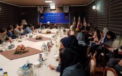 برگزاری نشست هماندیشی دانشجویان ایرانی در نخجوان