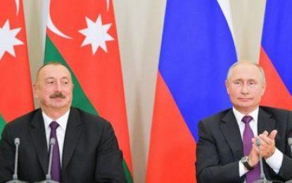 نگاهی به روابط رو به گسترش روسیه و جمهوری آذربایجان