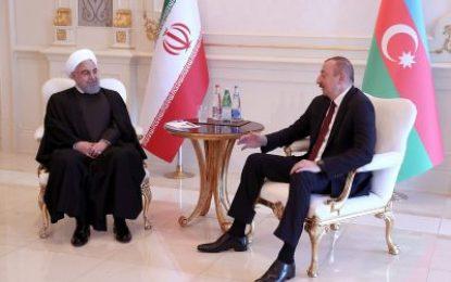 جزئیات دیدار روسای جمهور ایران و آذربایجان