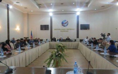 برگزاری نشست «تبلور شهادت در هنر و ادبیات آذری» در باکو