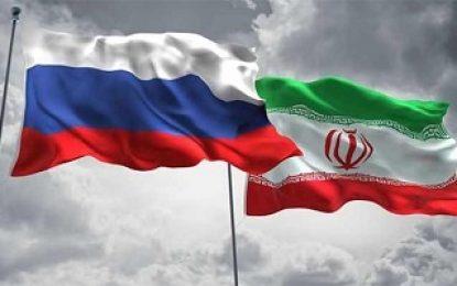 لغو روادید میان ایران و روسیه