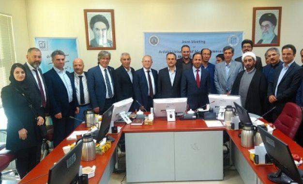 امضای تفاهم نامه همکاری های علمی میان دانشگاه علوم پزشکی اردبیل و آتاتورک ترکیه