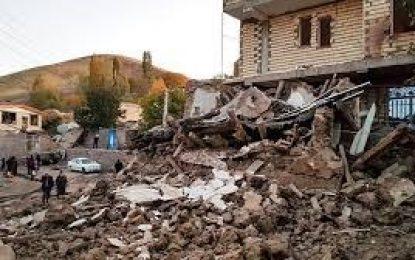 پیام تسلیت وزارت امور خارجه جمهوری آذربایجان در پی وقوع زمین لرزه در ایران