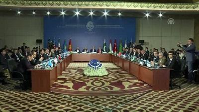 برگزاری نشست شورای وزیران اکو در آنتالیای ترکیه