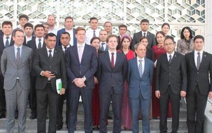 سازمان امنیت و همکاری اروپا خواهان شرکت در پروژه های دریای خزر