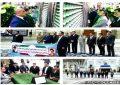 ادای احترام هیات جوانان جمهوری آذربایجان به مقام شامخ بنیانگذار کبیر انقلاب اسلامی