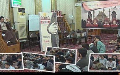 برگزاری مراسم بزرگداشت شهدای فاجعه نارداران جمهوری آذربایجان در تبریز