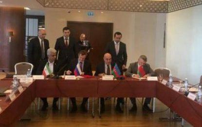 برگزاری نشست کارگروه دالان حمل و نقل شمال – جنوب با حضور ایران در باکو