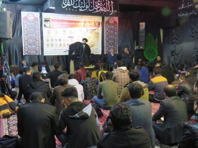 گزارش تصویری از مراسم نکوداشت شهدای مقاومت جهان اسلام با محوریت « شهدای نارداران » در اردبیل