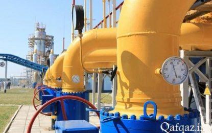 افزایش ۳۰ درصدی صادرات گاز طبیعی جمهوری آذربایجان به ترکیه