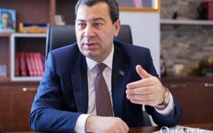 رییس کمیته روابط بین المللی مجلس ملی جمهوری آذربایجان: باکو به هیچ تحریمی علیه همسایگان خود نخواهد پیوست