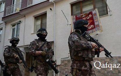 دستگیری سه مظنون اعضای گروه تروریستی در مرز ترکیه و جمهوری آذربایجان