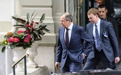 سفر وزیر خارجه روسیه به جمهوری آذربایجان