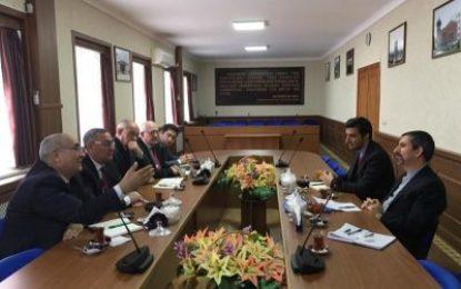 بررسی همکاری فرهنگستان علوم نخجوان با مراکز علمی ایران