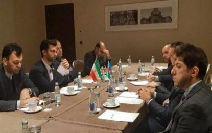 همکاری های مشترک ایران و جمهوری آذربایجان در حوزه فضایی