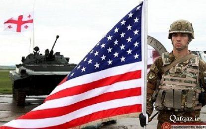 اختصاص بودجه نظامی آمریکا به گرجستان