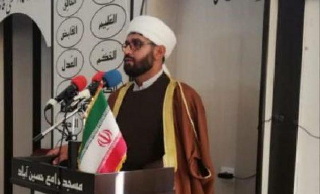 امام جمعه اهل سنت شهر حسین آباد: شهدای نارداران مظهر ایستادگی و ارزش های دینی در آذربایجان شدند