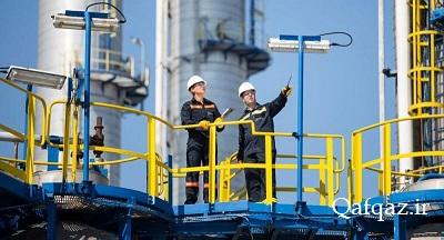افزایش استخراج و صادرات گاز طبیعی جمهوری آذربایجان