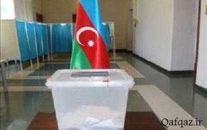 آغاز تبلیغات نامزدهای انتخابات مجلس جمهوری آذربایجان