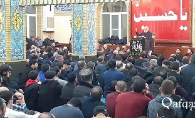 دلیل برگزاری عاشوراگونه مراسم عزاداری شهادت حضرت زهرا (س) در جمهوری آذربایجان
