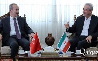 رئیس دانشگاه جمهوریت سیواس: ترکیه هیچ محدودیتی برای گسترش ارتباطات با ایران ندارد
