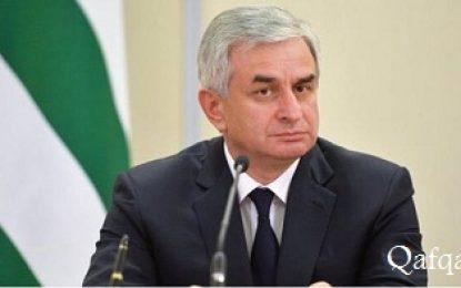 استعفا رییس جمهور آبخازیا