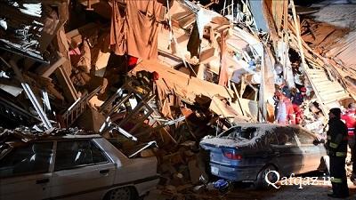 وزارت بهداشت ترکیه: شمار کشتههای زمینلرزه ترکیه به ۱۹ نفر رسید