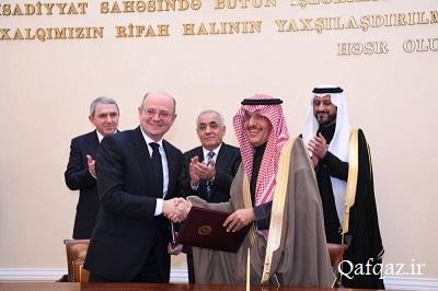 تلاش عربستان سعودی و امارات برای توسعه روابط با جمهوری آذربایجان