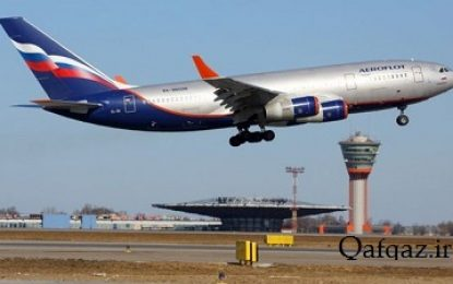 بازماندن هواپیمای مسیر باکو – لویو به دلیل نقص فنی