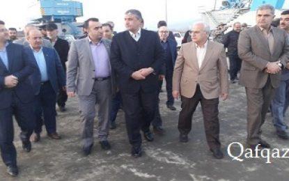 اتصال آزاد راه قزوین- رشت به آستارا، باکو و اردبیل