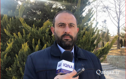 فعال فرهنگی جمهوری آذربایجان: شهادت سردار سلیمانی به گفتمان مقاومت در جمهوری آذربایجان جان بخشید