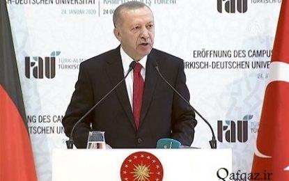 رئیس جمهور ترکیه خطاب به سعودهای: شرم بر شما باد