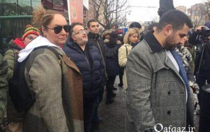 عضو جمعیت «آدکواد» ارمنستان: رئیس جمهور ارمنستان «شهروند بریتانیا» است / تصاویر