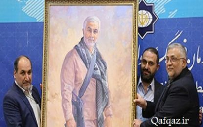 هدیه شیعیان جمهوری آذربایجان به رهبر معظم انقلاب / تصاویر