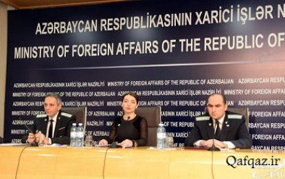 سخنگوی وزارت امور خارجه جمهوری آذربایجان: بر اثر جنگ قره باغ ۲۰ هزار شهروند جمهوری آذربایجان جان باختند