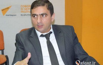 رییس مرکز مطالعات وکتور جمهوری آذربایجان: معامله قرن به تنش در منطقه دامن می زند
