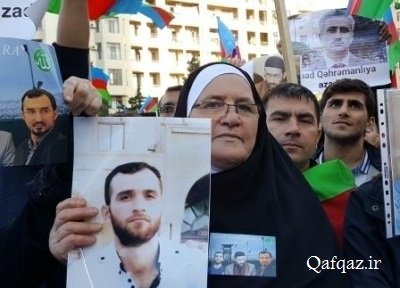زندانی محبوس اسلام گرا: حضرت فاطمه زهرا(س) یک الگو و نمونه برای آزادی خواهان جهان است