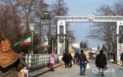 بسته شدن مرزهای جمهوری آذربایجان با ایران به مدت دو هفته
