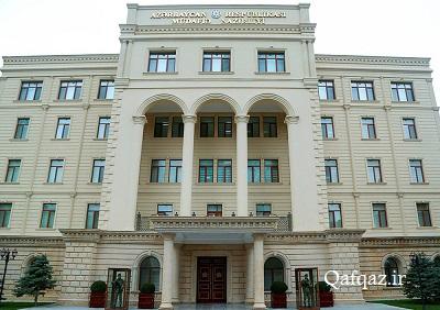 شهادت یک نظامی جمهوری آذربایجان در قرهباغ