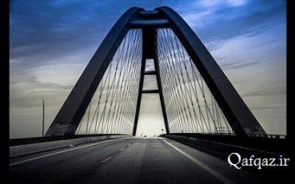 ساخت پل جدید در مرز ایران و جمهوری آذربایجان