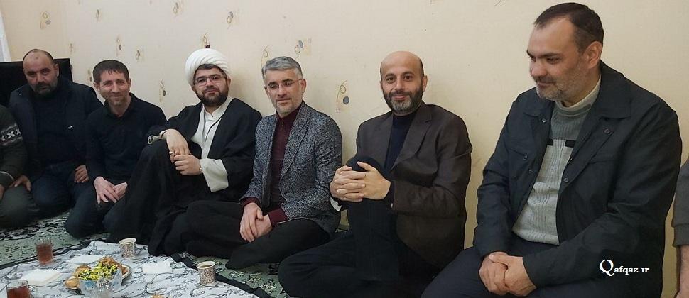 شیخ سردار حسنلی از زندان آزاد شد / تصاویر