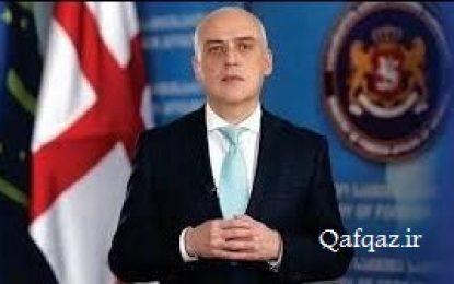 ابراز همبستگی گرجستان با دولت و مردم ایران در مقابله با کرونا