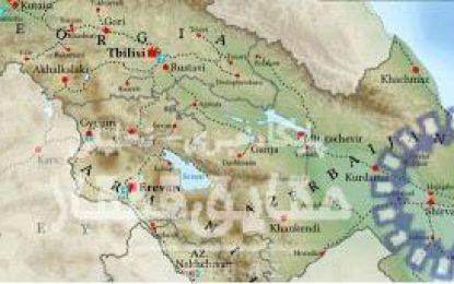 حضور گسترده چین در منطقه قفقاز جنوبی