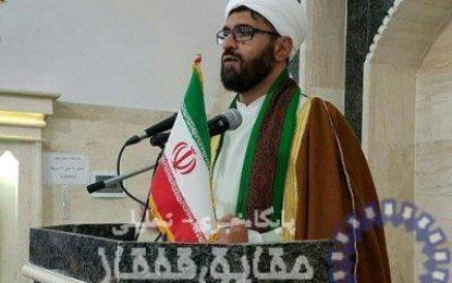 بیانیه امام جمعه شهرستان دهگلان در خصوص دستگیری سرپرست حزب اسلام آذربایجان